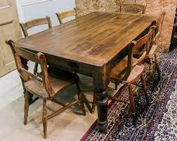 antique dining table uk. pine dining table and chairs antique uk y