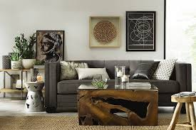 Mod living furniture Mid Century Home Depot Nod To Mod Living Living Room The Home Depot