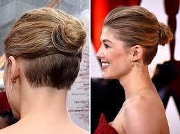 Women Long Hair Style undercut hairstyle female long hair fade haircut 2782 by wearticles.com