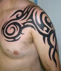 Motiv Tetování Na Rameno 54