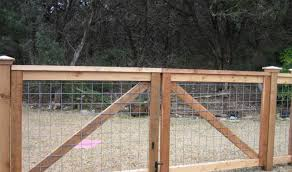 Farm Fence Gate New Ideas Cattle Fence Panels With Farm Gate
