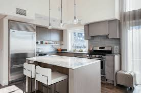 Grey And White Kitchen Kitchen Color Ideas Freshome