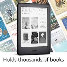 Máy đọc sách All New Kindle có điểm gì đặc biệt? - Fptshop.com.vn