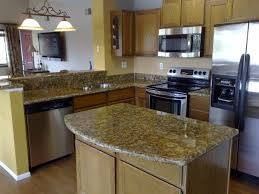 Warmth To The Kitchen Affordable Granite Custom Laminate - Granite countertop kitchen