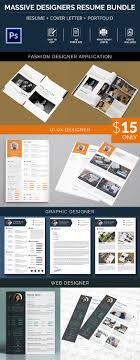 Graphic Resume Templates Resume Template – 781+ Free Samples, Examples & Format Download ...