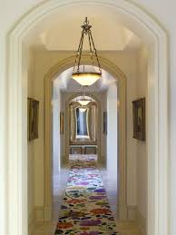 image of artistic rug runners for hallways