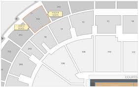 Columbus Clippers Seating Chart With Seat Numbers How Many Seats Per Row In Section 314 At Staples Center