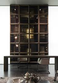 Q-Case, Massimo Castagna - Bookshelf-sideboard system, structure in