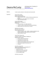 Job Description Of A Phlebotomist On Resume Phlebotomist Resume