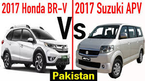 2018 suzuki apv. contemporary 2018 2017 honda br v vs suzuki apv  pakistan and 2018 suzuki apv