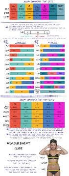 27 Most Popular Jolyn Swimwear Sizing Chart