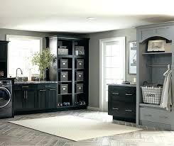 dark gray kitchen cabinets cotter dark grey laundry cabinets in storm finish a kitchen dark gray dark gray kitchen cabinets