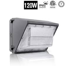 Led Wall Pack Lights Amazon Led Wall Pack 120w Fixture 300w Replacement Wall Pack Led Light 5000k 14400lumens Commercial And Industrial Outdoor Lighting Ip65 Waterproof Etl