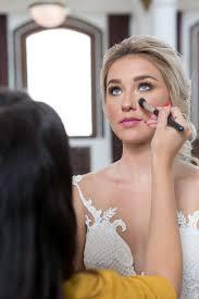 enement shoot hair and makeup
