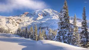winter mountain wallpaper 1920x1080. Interesting 1920x1080 Amazing Winter Day In The Mountains Wallpaper On Winter Mountain Wallpaper 1920x1080 2