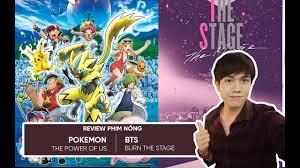 Review phim nóng BTS & Pokemon - YouTube
