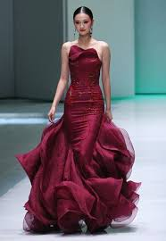 Image result for woman wearing luxurious gown