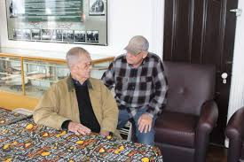 Local veteran shares his story at War Memorial   WV News   wvnews.com