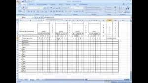 Formato De Asistencia Del Personal Como Hacer Una Lista De Asistencia En Excel