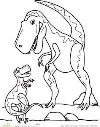 Small Picture T Rex Dinosaur Coloring Pages Dinosaurs Coloring Pages 20 Free