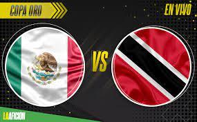 LIVE Mexico vs Trinidad and Tobago ...
