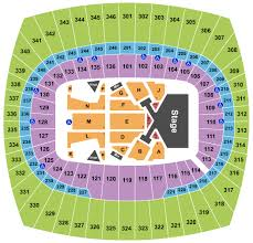Taylor Swift Tickets Seating Chart Arrowhead Stadium