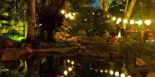 japanese garden lighting. storrier stearns japanese garden wedding venue picture 5 of 16 provided by lighting