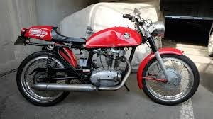 1966 ducati 250 single cafe racer youtube