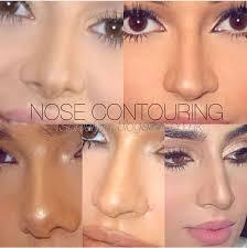 nose contouring everything you need to know soniaxfyza home spa nose contouring makeup contour