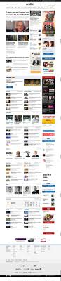Ezine Design Software Clean Newspaper Magazine Ezine Website Layout Web