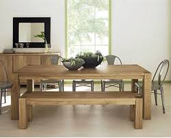 Wooden Dining Room Benches Wooden Dining Room Table With Bench Dining Room  Bench Make Decoration