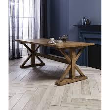 faversham dining table in dark pine