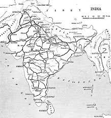 modern transport in india railway