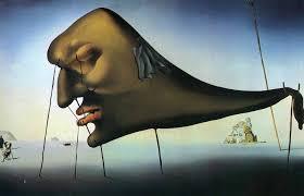 surrealism dali painting