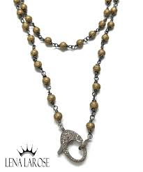 the woods fine jewelry br beaded chain