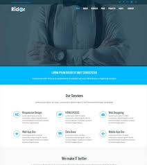 Simple Website Template Cool Personal Portfolio Website Templates Free Download WebThemez