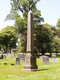 Juliet Warner McAllister (1826-1888) - Find A Grave Memorial