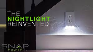 Snappower Guide Light Snappower Guidelight The Nightlight Reinvented Home