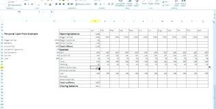 Cash Flow Statement Template Uk Cash Statement Template Bestuniversities Info