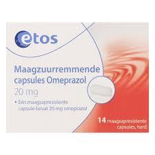 omeprazol 20 mg zonder recept