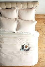 blush linen duvet cover details about new blush with stripe relaxed cotton linen duvet cover queen