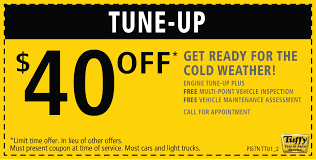 tune up get ready for cold weather 40 off