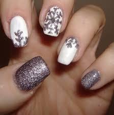 winter-nail-art-designs-26 | Nail It! | Pinterest | Winter nail ...