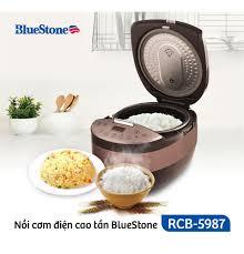 Nồi cơm điện tử cao tần IH BlueStone RCB-5987 (1.5L) - Bảo hành 24 tháng  toàn quốc - Hàng chính hãng - Nồi cơm điện