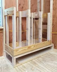 shed storage ideas s wood organizer made of s wood