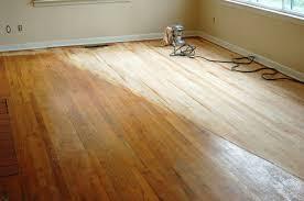 sanding and refinishing hardwood floors cost refinish my own