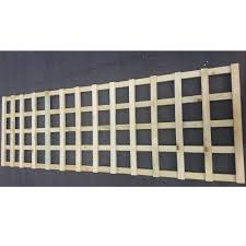 From wooden to metal and even plastic mesh, you'll find the perfect trellis in the homebase collection. Wooden Pre Treated Trellis Panel Richmond Garden Centre