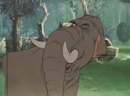 image is loading 1967 disney jungle book colonel hathi elephant original