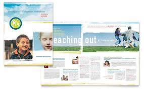 Education Brochure Templates Special Education Brochure Template Word Publisher