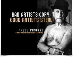 Pablo Picasso Quotes Beauteous Pablo Picasso Quotes InspirationalQuotesGallery